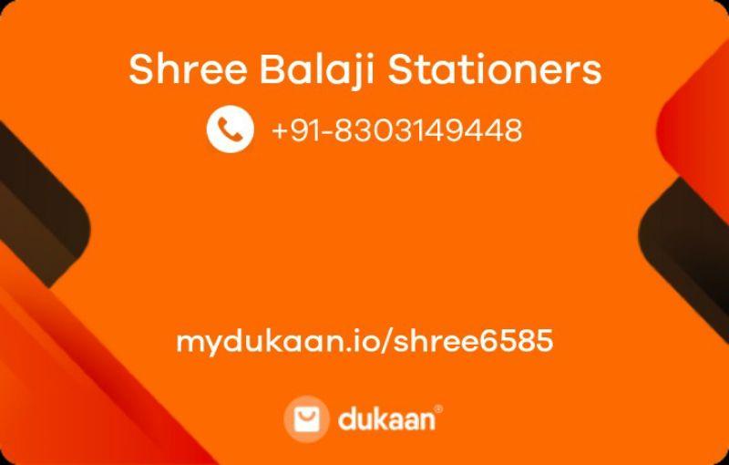 Shree Balaji Stationers