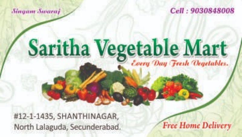 Saritha Vegetable Mart