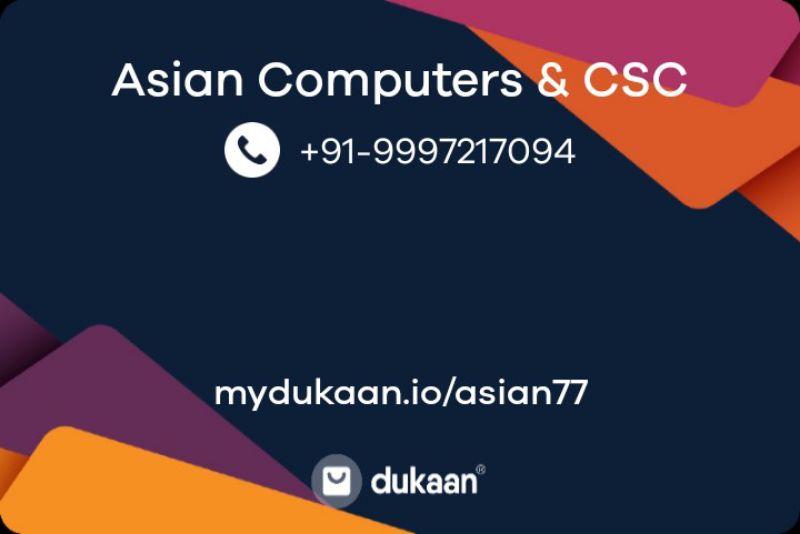Asian Computers & CSC