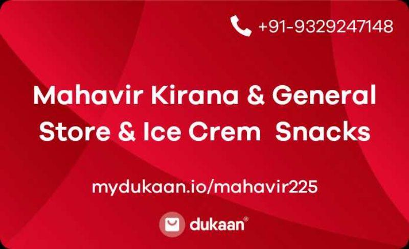 Mahavir Kirana & General Store & Ice Crem  Snacks