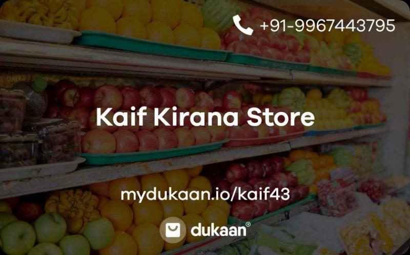 Kaif Kirana Store