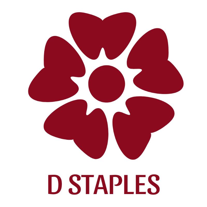 D STAPLES