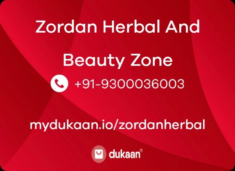 Zordan Herbal And Beauty Zone