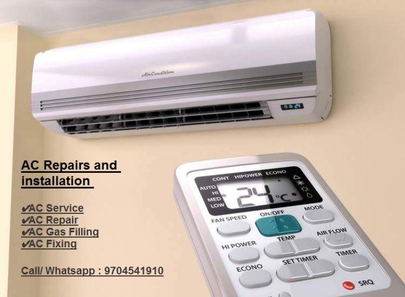 SN AC Technician Sales & Services