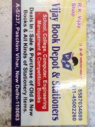 Vijay Book Depot And Stationery