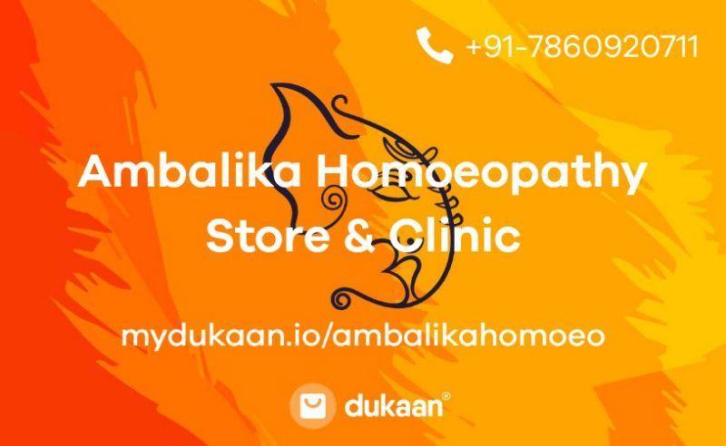 Ambalika Homoeopathy Store & Clinic
