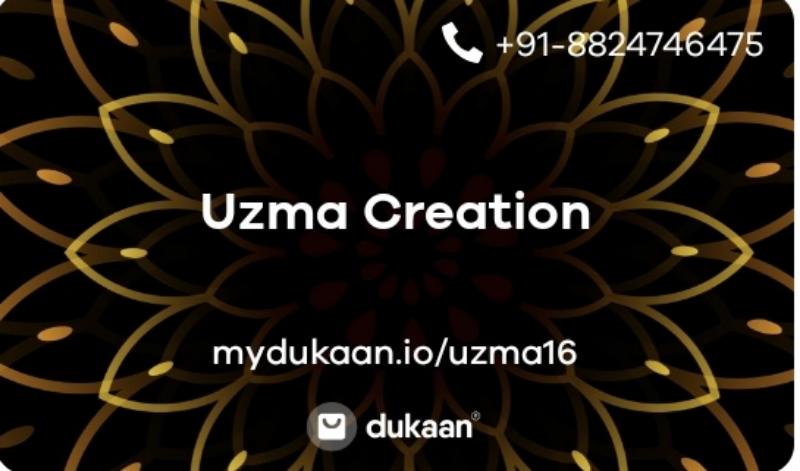 Uzma Creation