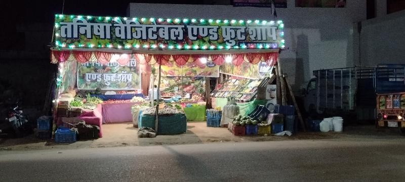 Tanisha Vegetables And Fruit Shop