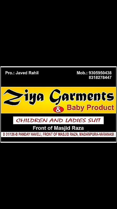 Ziya Garments