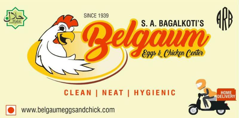 BELGAUM EGGS AND CHICKEN
