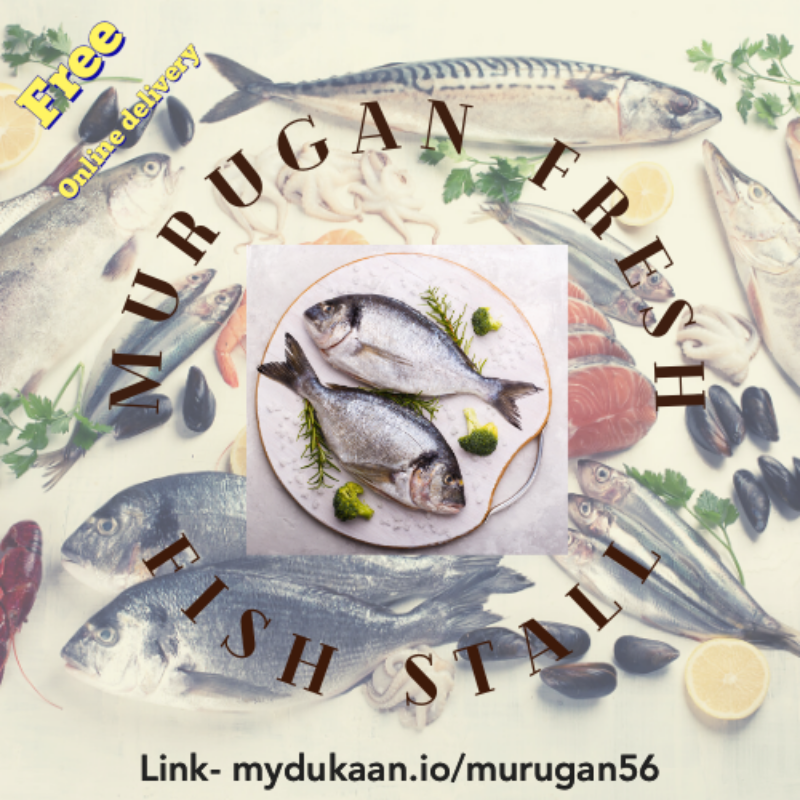 Murugan Fresh Fish Stall