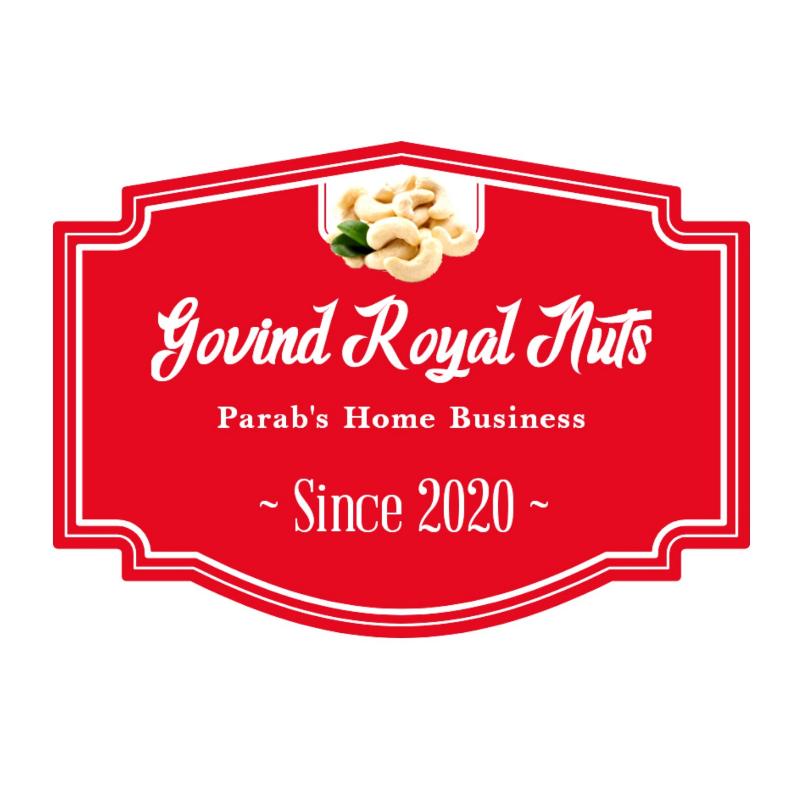 Govind Royal Nuts {Parab's Home Business}