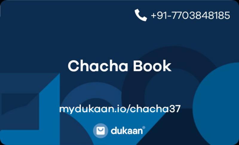 Chacha Book