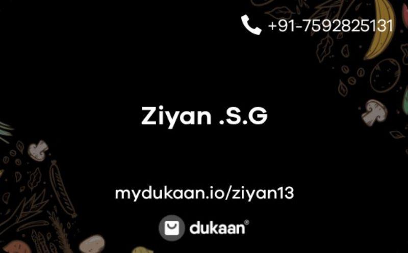 Ziyan .S.G
