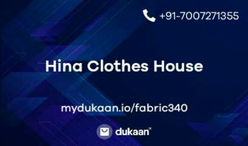 Hina Clothes House