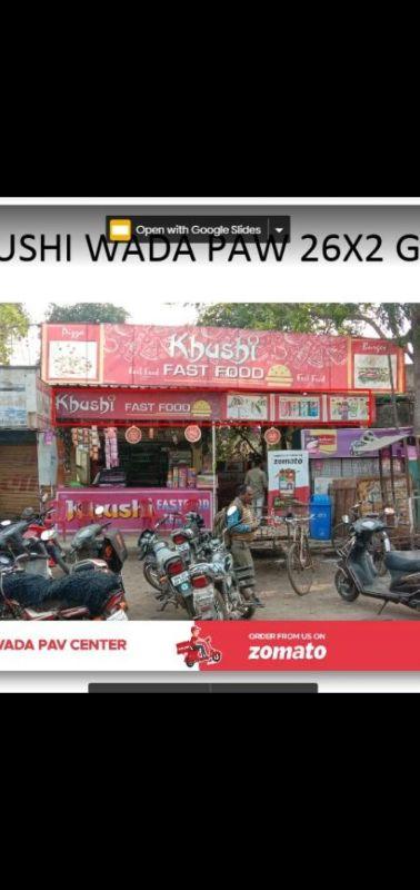 Khushi Vada Pav Centre