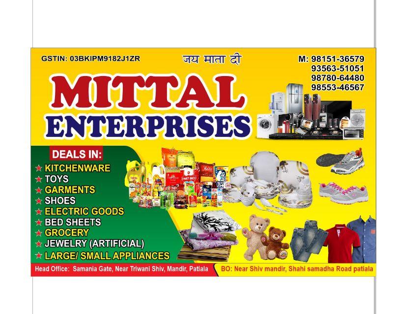 Mittal Enterprise