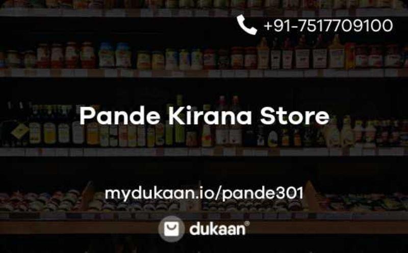 Pande Kirana Store