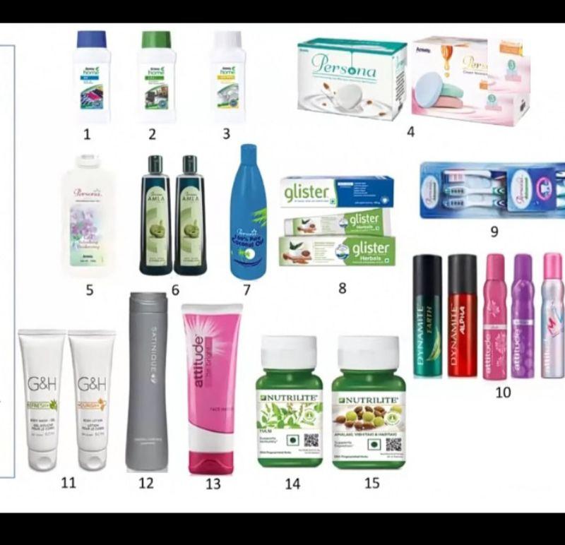 Beauty Care , Personal Care , Home Care  , Nutrilite