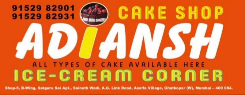 Adiansh Cake Shop