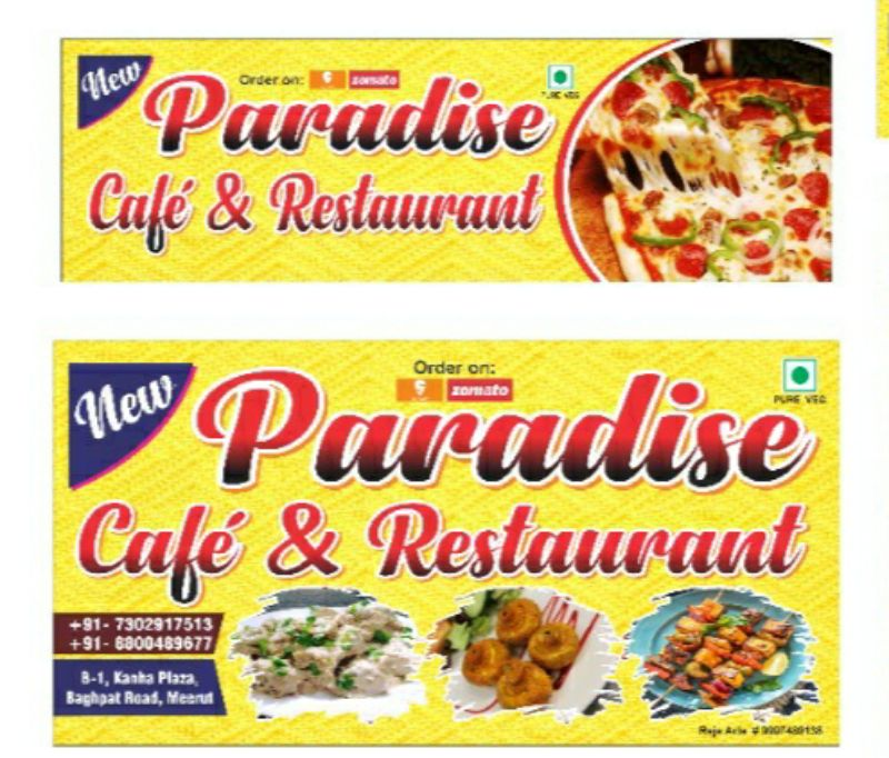 New Paradise Café & Restaurant