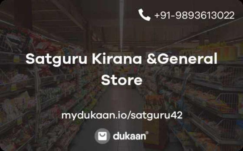 Satguru Kirana &General Store
