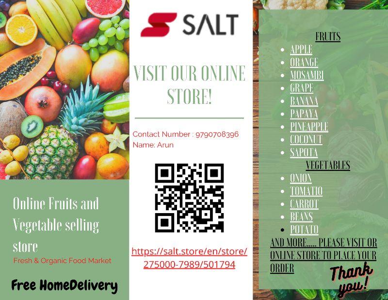 Guru Fruits And Vegetables Shop