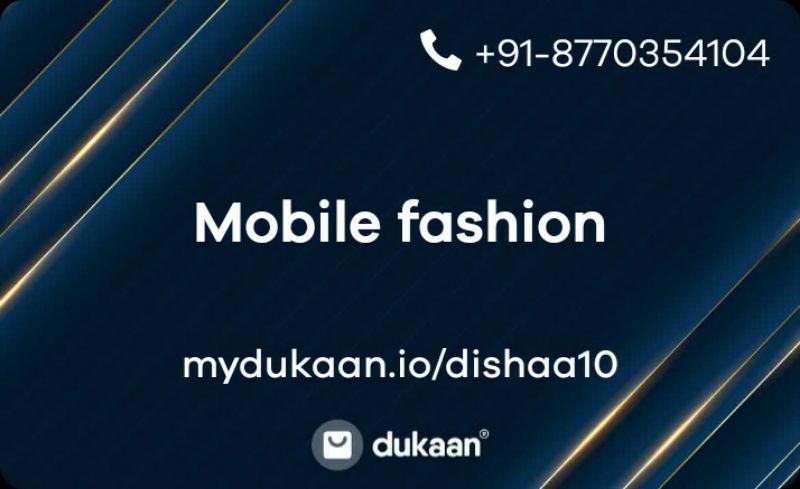 Mobile fashion