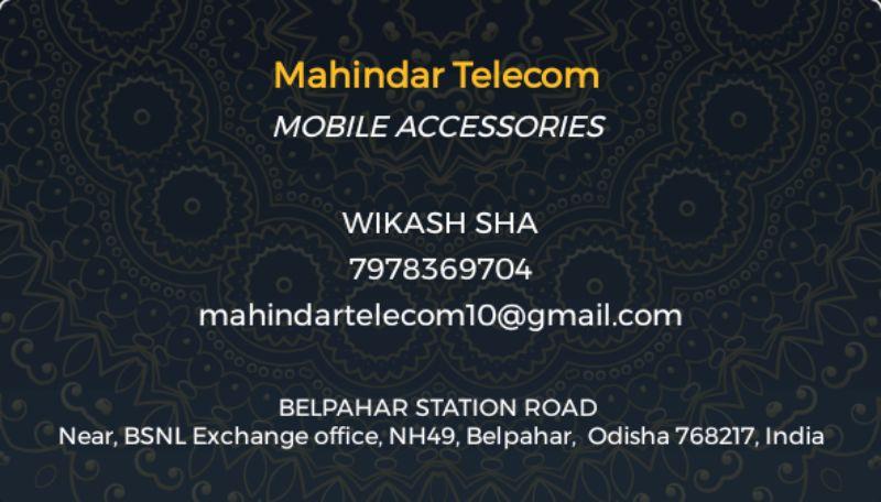 MAHINDAR TELECOM