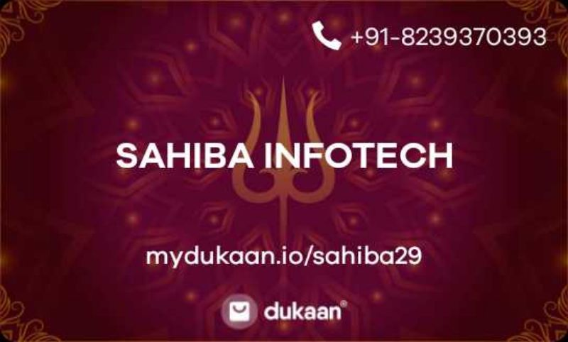 SAHIBA INFOTECH
