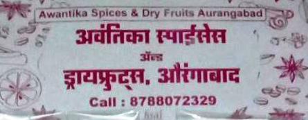 Avantika Spices and Dryfruits