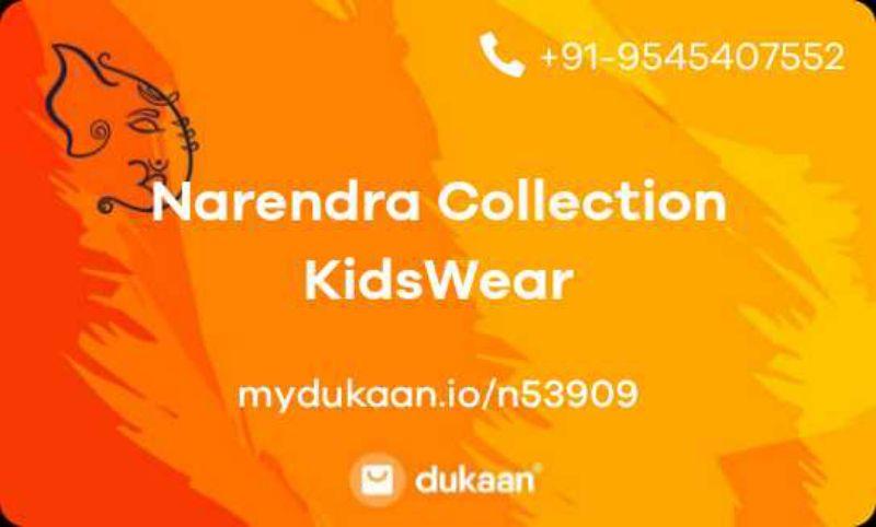 "Narendra Collection Kids Wear  """"Tulshibag"""""