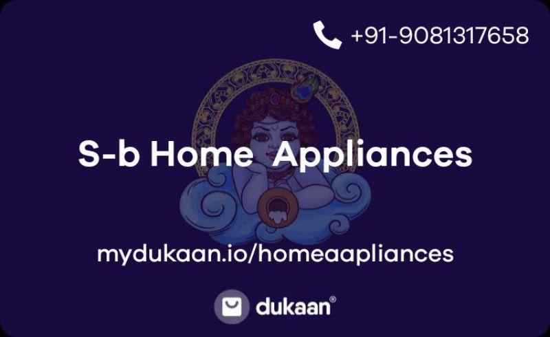 S-b Home  Appliances