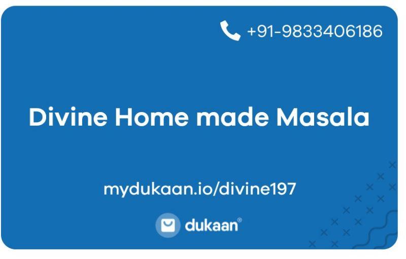 Divine Home made Masala