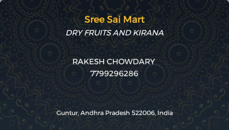 Sree Sai Mart Wholesale