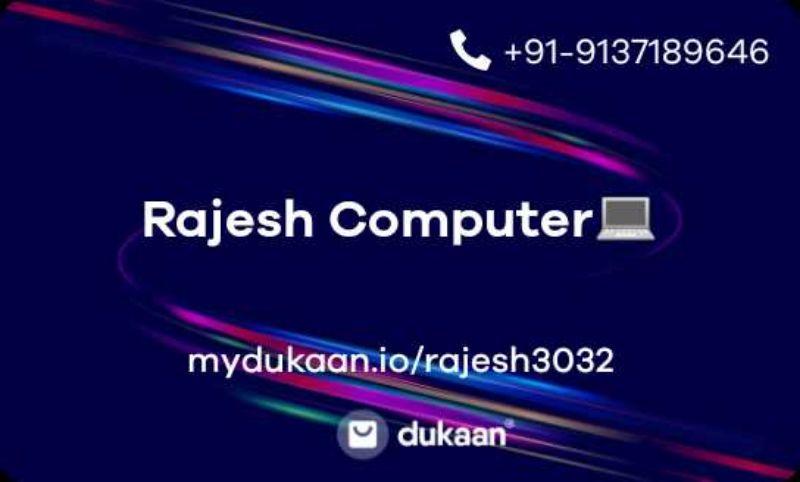 Rajesh Computer💻