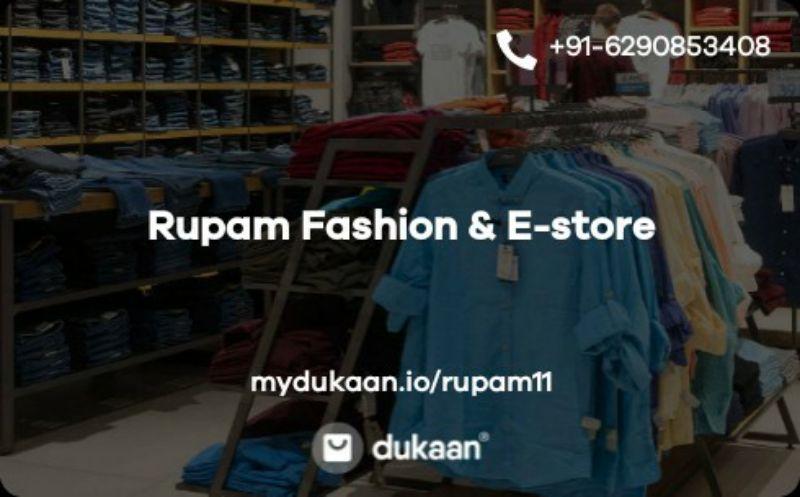 Rupam Fashion & E-store