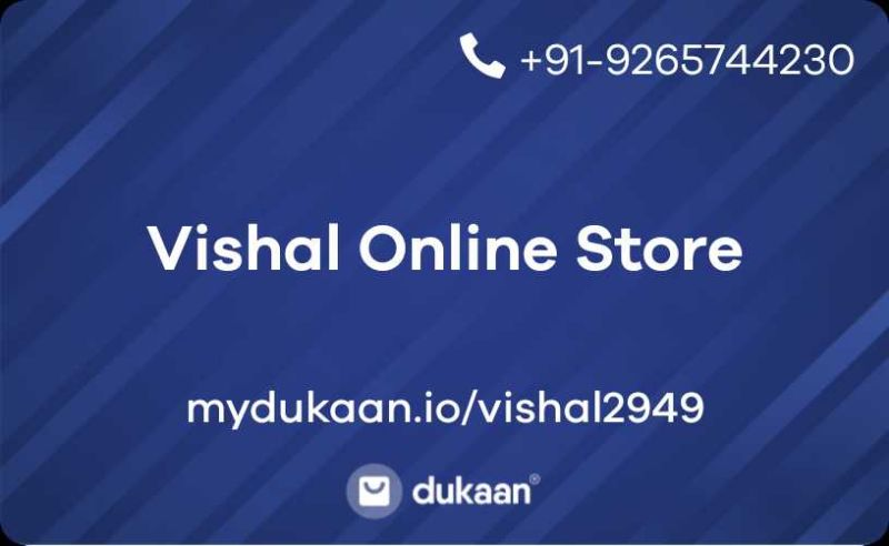 Vishal Online Store