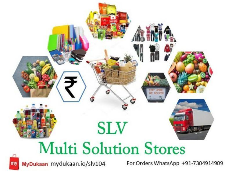 SLV Supermarket Store