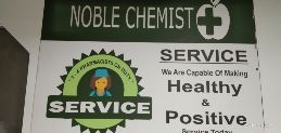 NOBLE CHEMIST