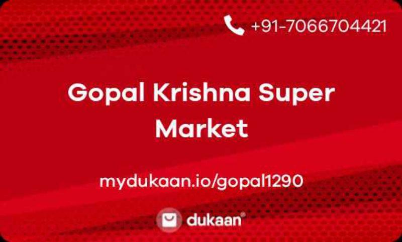 Gopal Krishna Super Market