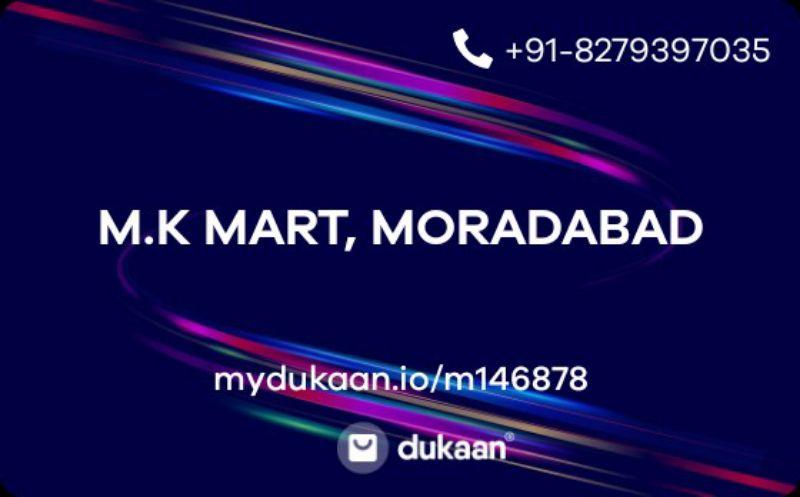 M.K MART, MORADABAD