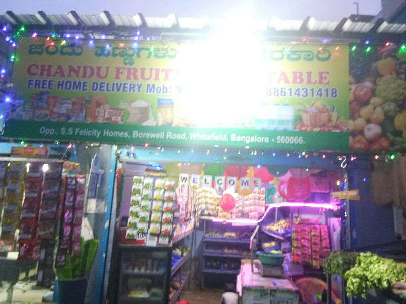 Chandu Fruits & Vegetable