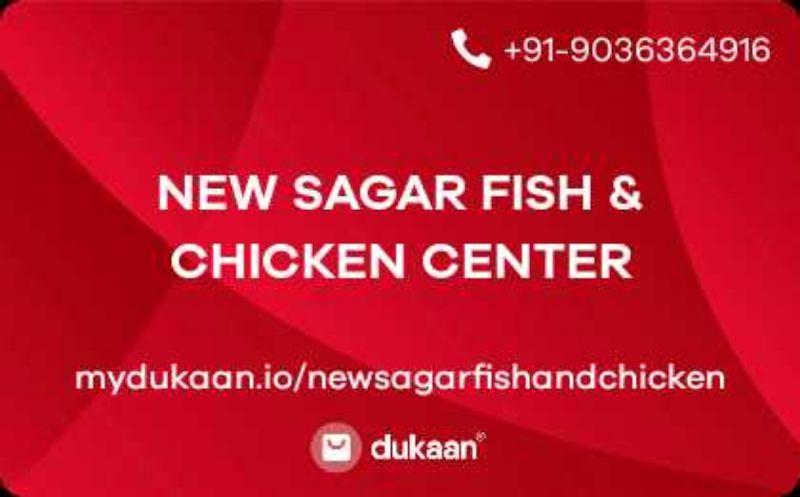 NEW SAGAR FISH & CHICKEN CENTER