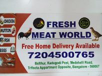 FRESH MEAT WORLD
