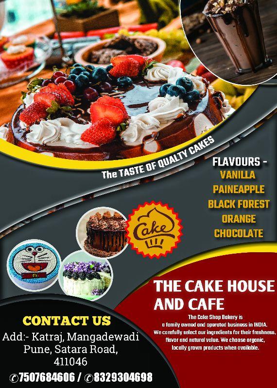 The Cake house & Cafe