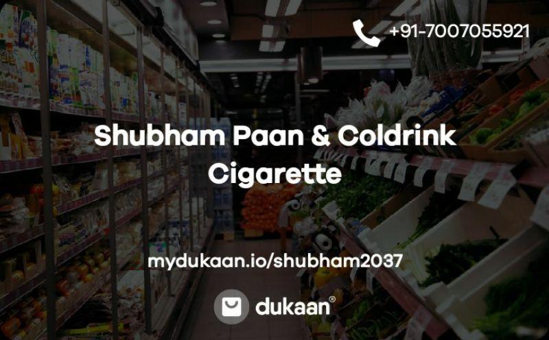 Shubham Paan & Coldrink Cigarette