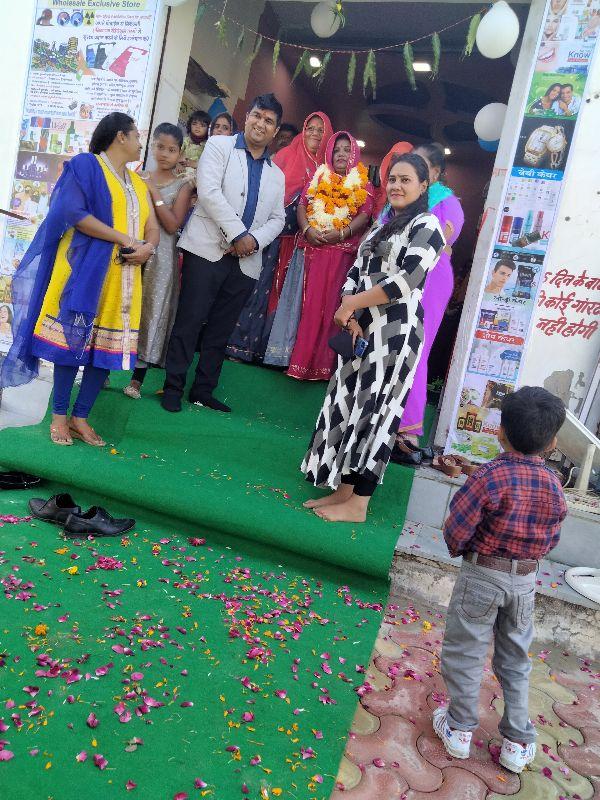 MODICARE DISTRIBUTION POINT, Panchsheel Nagar,Ajmer,Near Shree Jwellers,
