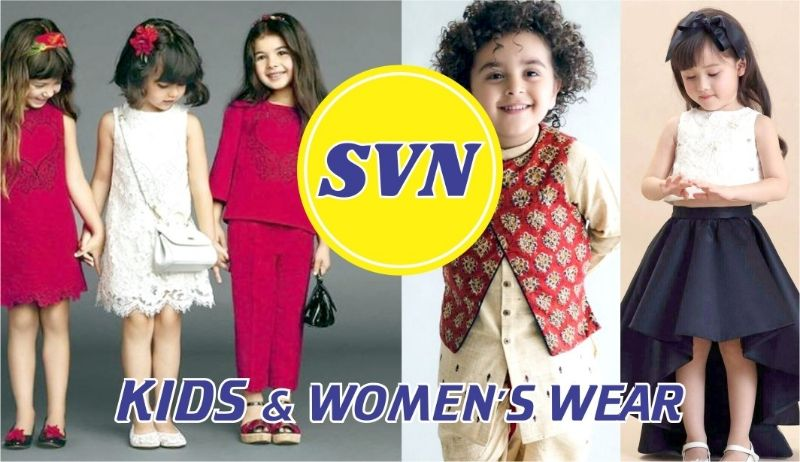 Sri Venkateshwara New Kids & Women's Wear