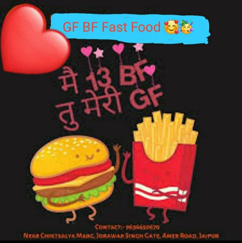 GF BF Fast Food